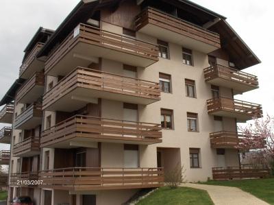 appartement location saisonniere 74